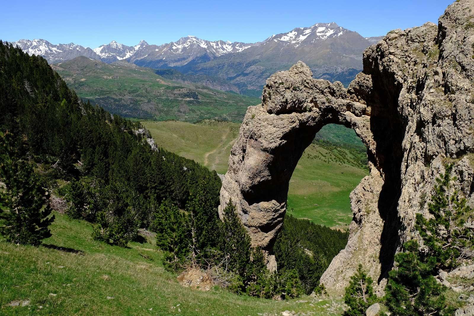 Fotografía de los pirineos