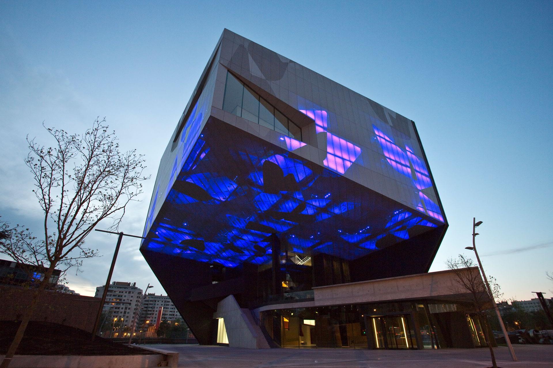 Sede Caixaforum Zaragoza