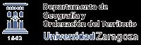 Logotipo Geografía y Ordenación del Territorio Universidad de Zaragoza