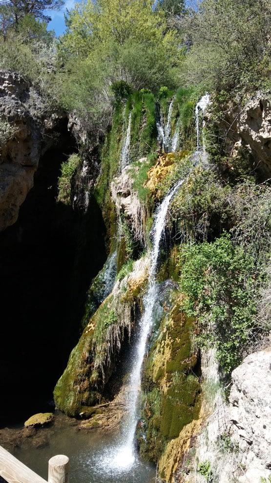 Cascada Molino Viejo